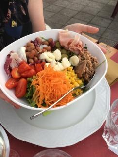 big salad!