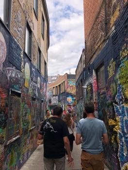 Graffitistraat