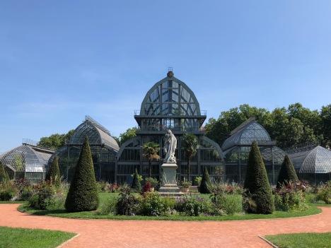 at the Botanic Gardens