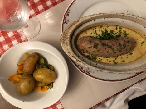 andouillette sausage