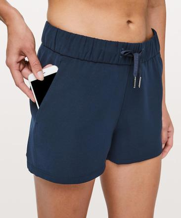 these Lululemon shorts are great bc of the pockets!